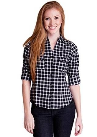 2015-2016 checkered shirt