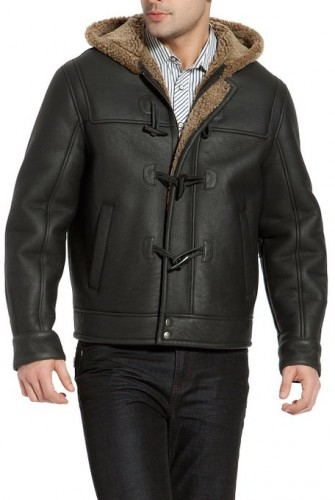 2015 shearling jackets for men