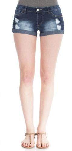 2016 best denim shorts for women