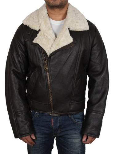 2016 shearling jacket