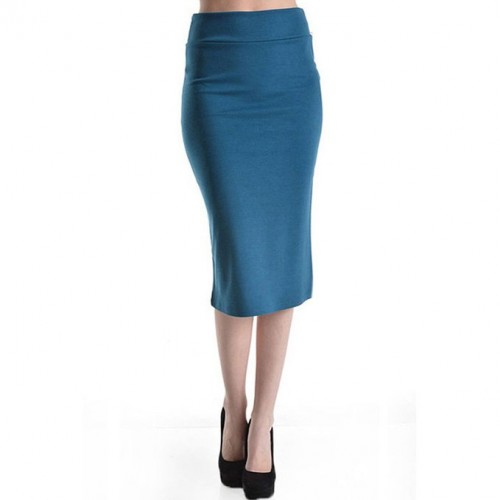 best Below the Knee Pencil Skirt 2016
