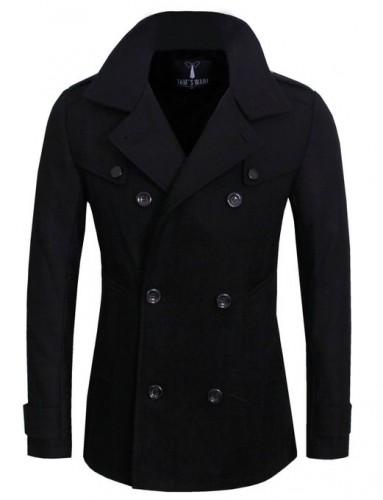 best pea coat for men 2015-2016