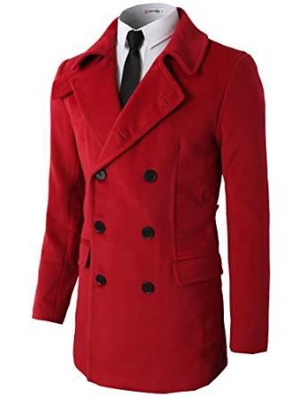 bets pea coat for men 2015-2016