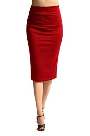 casual pencil skirt 2015