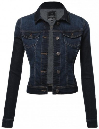 ladies denim jacket 2015