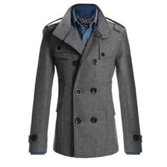 mens ultimate pea coat 2015-2016