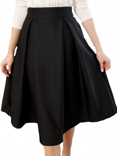 latest midi skirt 2015-2016