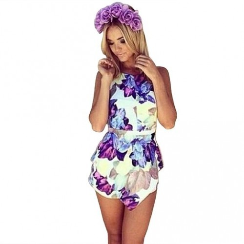 best womens floral romper 2015-2016