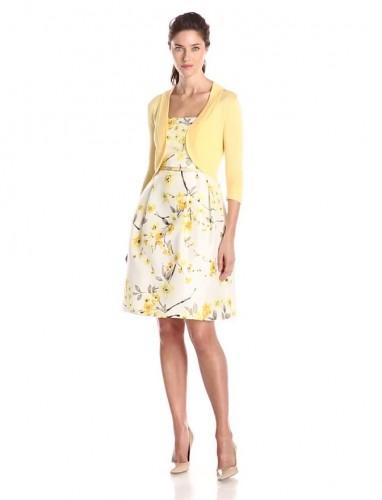 latest floral dress 2016