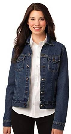 stunning denim jacket