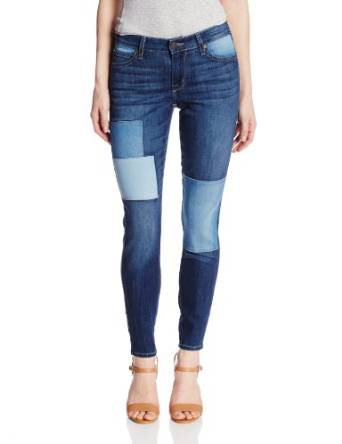 2015-2016 patched jean