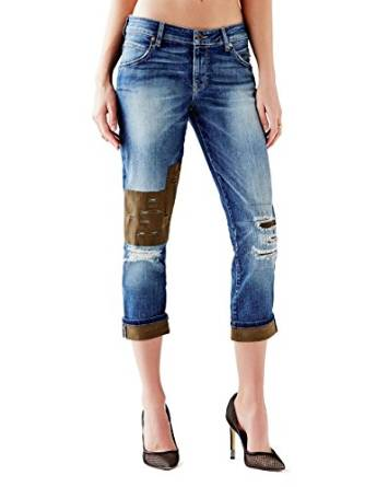 best patched jean