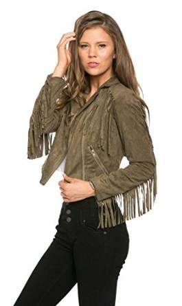 fringes jacket