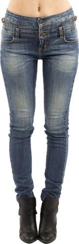 high best waist jean