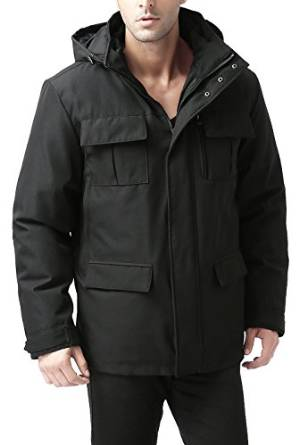"BGSD Men's ""Peter"" jacket"