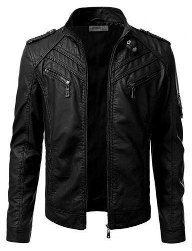 amazing leather jacket 2016