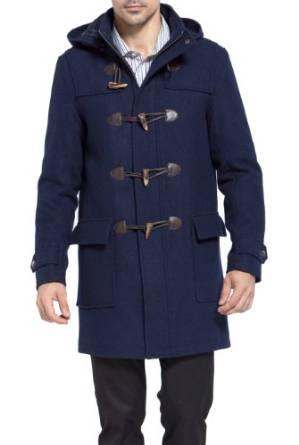 mens duffle coat 2016