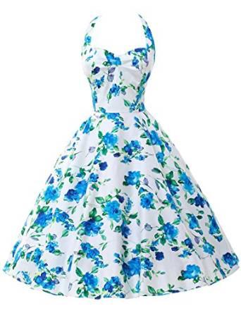 2016-2017 floral dress