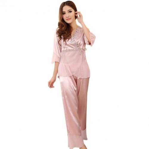 Silk Pajamas For Women 2018