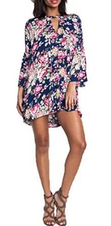 amazing floral dresses2016