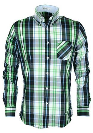 best mens checkered shirt 2016