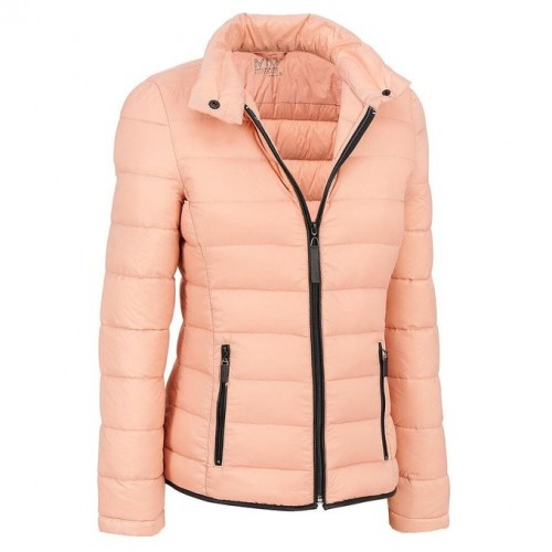 2016 light pink down jacket