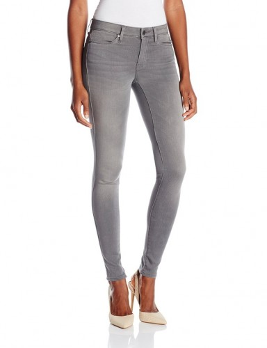 ladies grey jean