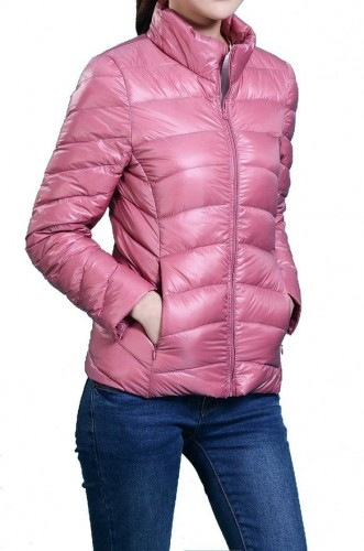 womens pink jacket