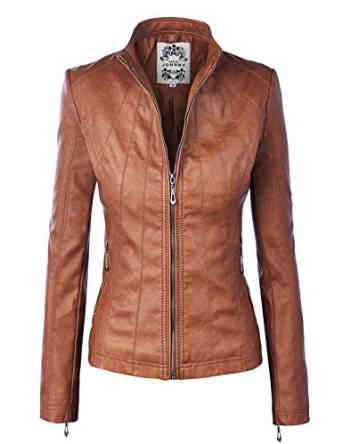 best ladies leather jackets 2016