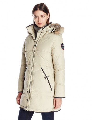 2017-2018 parka for women