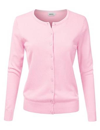 best pink cardigans 2016
