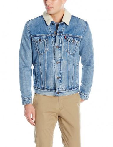 2016 denim jacket for gents