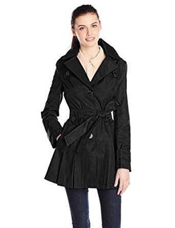 black trench coat 2016-2017
