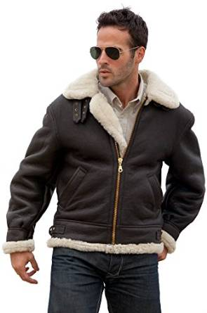 gents best shearling jacket 2017