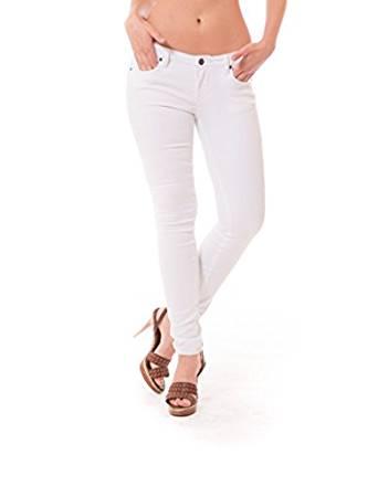 amazing white jeans 2017