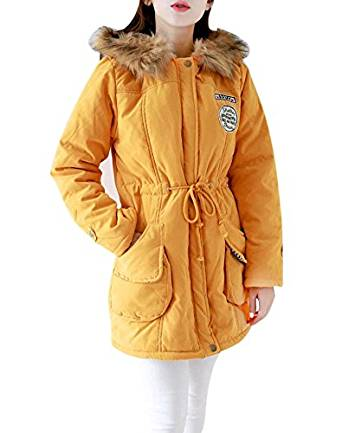 amazing yello parka 2017