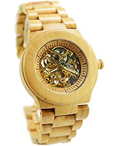 best ladies wood watch 2017