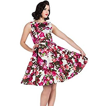 Floral Frocks For Ladies 2018
