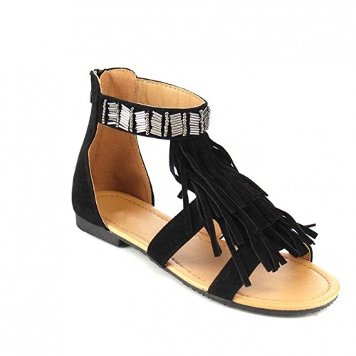 tassel fringe sandal 2017