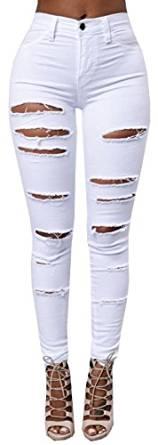 white jeans 2017