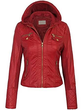 womens leather jacket 2017