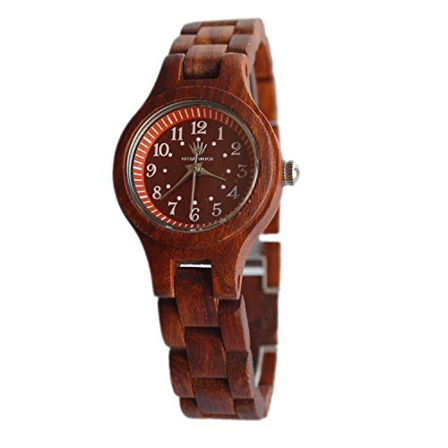 wood watch for women 2017