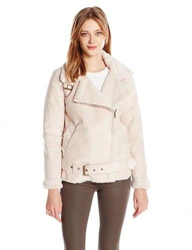 ladies shearling jackets 2017