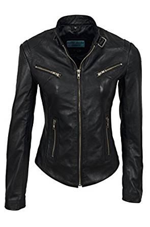 biker style jacket 2017
