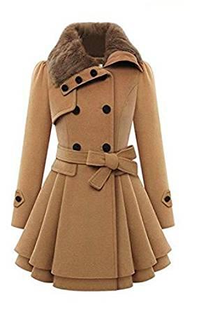 amazing camel coat