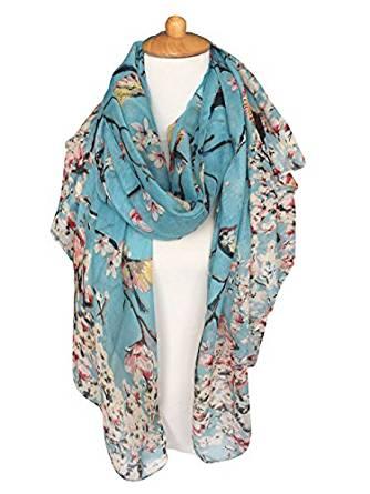 2017-2018 scarves