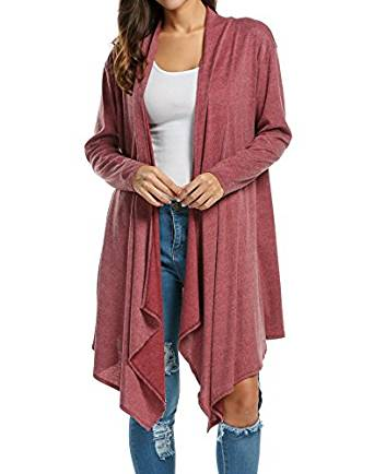 2020 best asymmetrical cardigans