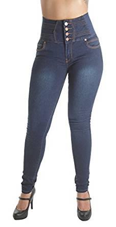 2018 high waist jeans