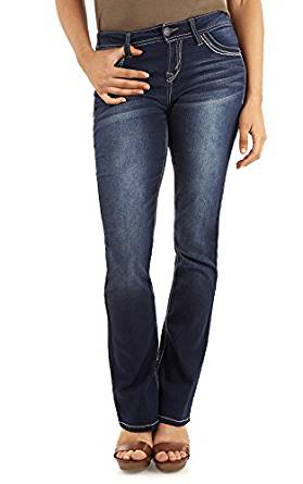 best ladies bootcut jean 2018