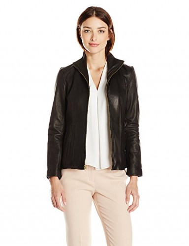 leather jacket for women 2018